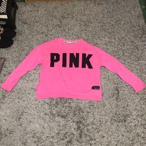 PINK sweater size XS